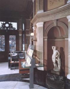 Balie Teylers Museum Haarlem